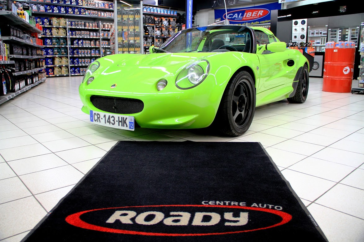 Photo Centre Auto Roady L'Isle-sur-la-Sorgue